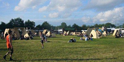 Kunst og camping
