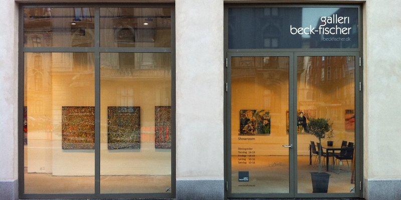 København har fået et anderledes kunstgalleri