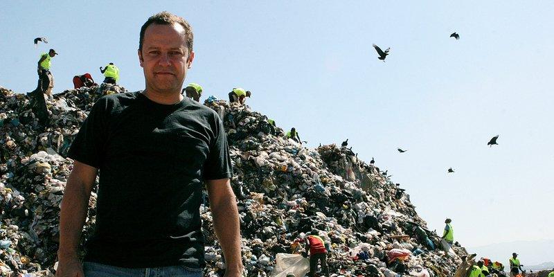 Kunstprojektet Waste Land til Danmark