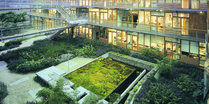 Fortryllende havearkitektur