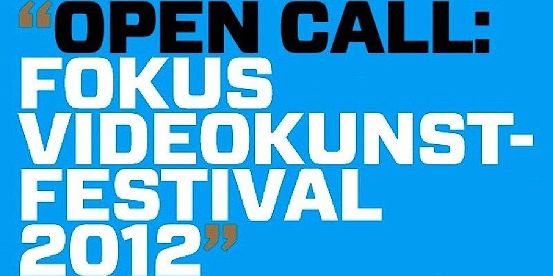 Open call: FOKUS videokunstfestival 2012