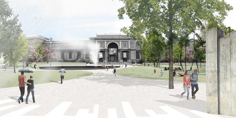 Ny museumshave til Statens Museum for Kunst