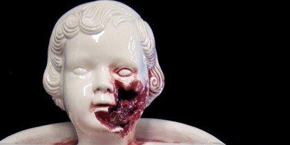 Horror-porcelæn uden ægte gys