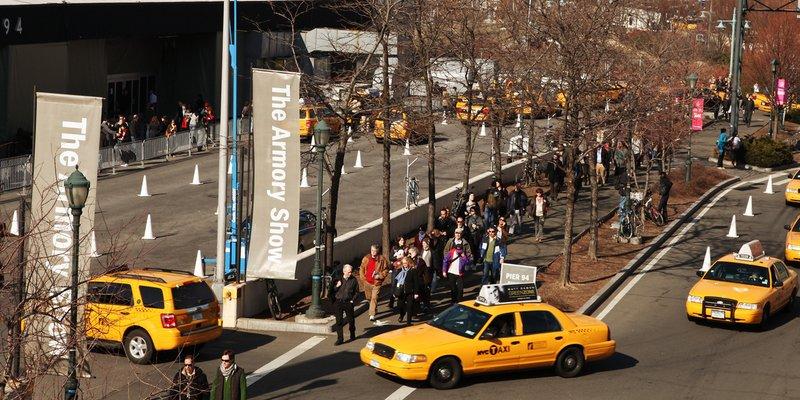 Danske gallerier indtager New York