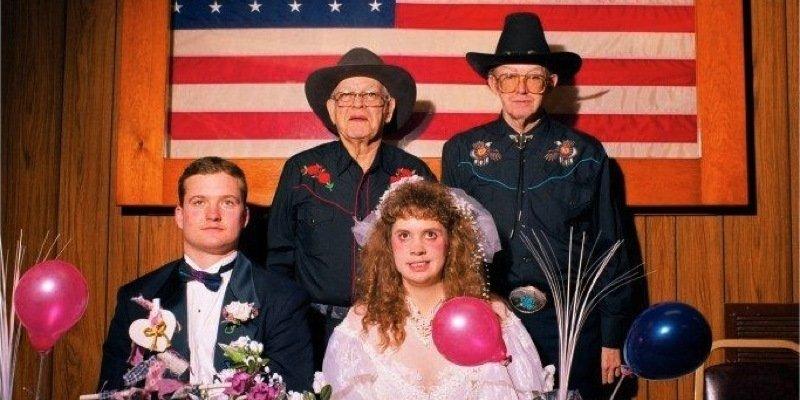 En amerikansk familie