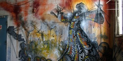Stor graffiti udstilling i Aarhus