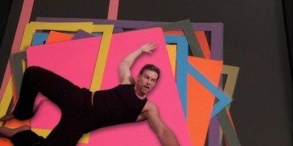 Den danske kunstner Mads Lynnerup på MTV