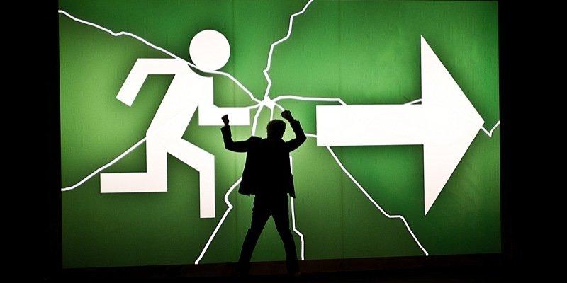 Elmgreen & Dragset på scenen