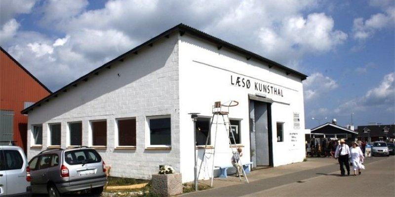 Ny kunsthal på Læsø