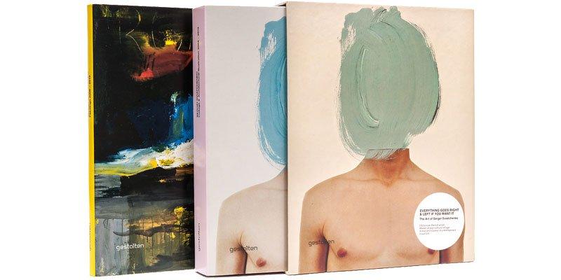 Ny bogudgivelse af Sergei Sviatchenko