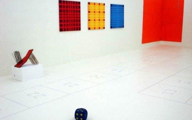 Playground – Legende nyophængning af den faste samling på Esbjerg Kunstmuseum
