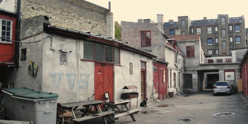 Astrid Noacks atelier bevaret