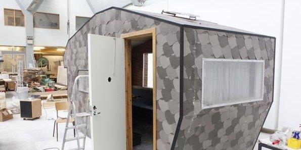 Camping på Statens Museum for Kunst