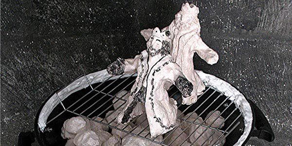 Magtens klinger krydses på Kronborg