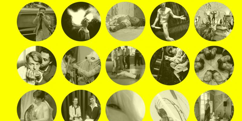 Internationale performancekunstnere på københavnsk festival