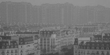 Paris i Kina i Venedig