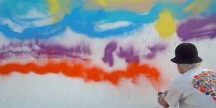 Kunst er graffiti er kunst