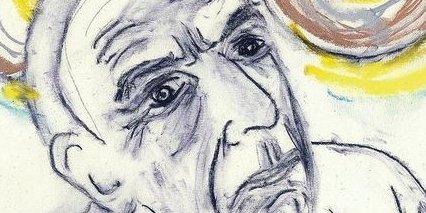 Leonard Cohen som billedkunstner i København