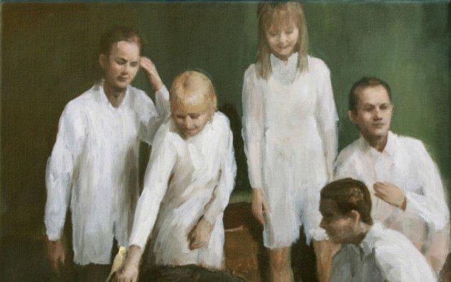 Peter Martensen på Galerie MøllerWitt