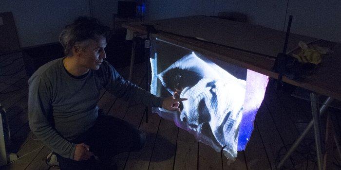 Artist talk med Kassandra Wellendorf og Simon Løvind