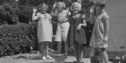 Heilende småpiger og folkemord i kælderen