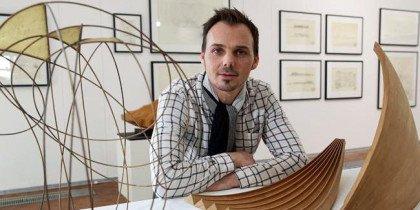 Ny kunstfaglig leder i Kunstbygningen i Vrå