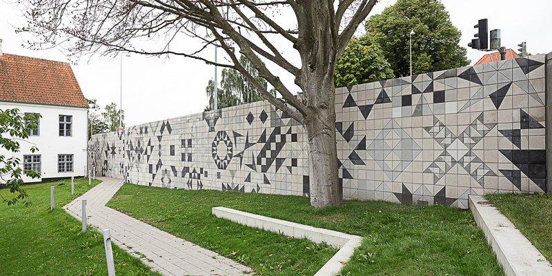 12.086 fliser fortæller om Viborgs historie