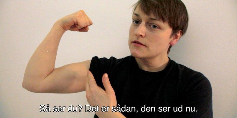 Ugens kunstner – Naja Maria Lundstrøm