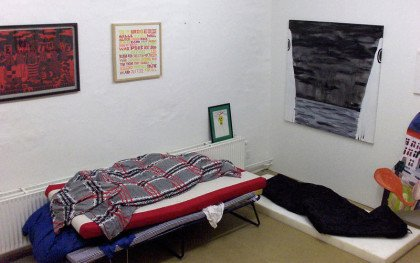 Bunker hos Charlotte Fogh Contemporary