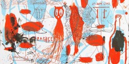 Fem kunstnere – ét værk