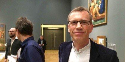 Mikkel Bogh ny direktør for Statens Museum for Kunst