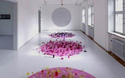 Ruth Campau og Michael Mørk i Kunsthallen Brænderigården