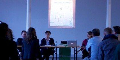 Debat om kunstvolapyk på Overgaden