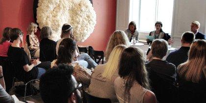 Salon: Kan kunsten forbedre samfundet?
