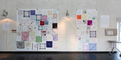 Kunsten taler ud på Hillerød Bibliotek