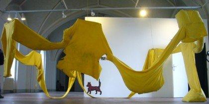 Hvad skaber en dynamisk, levende kunstscene?