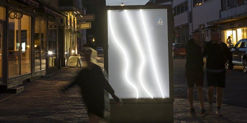 Godt galt afmarcheret i Odense