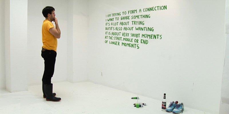 The Making – kunst som beskæftigelse
