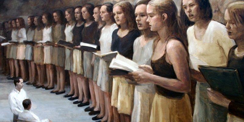 Ugens kunstner – Peter Martensen