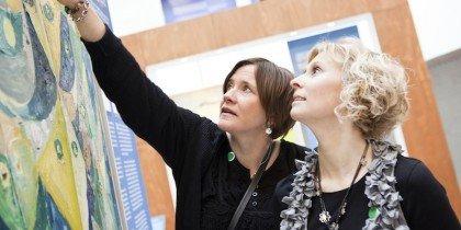 Museumsgæster skal selv lave udstillinger