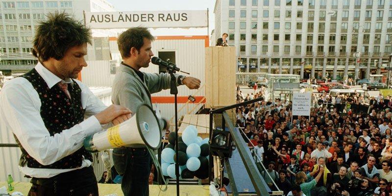 Provokatøren Schlingensief som tænketank