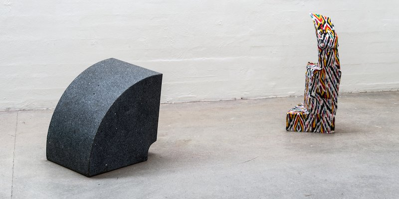 Territoriale kampe i skulpturland