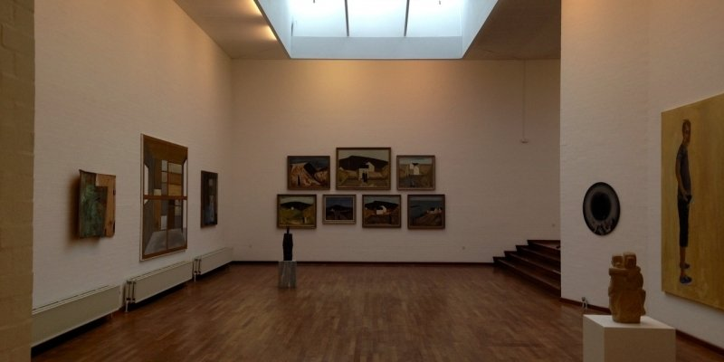 Kunstbygningen i Vrå i internationalt biennale-samarbejde