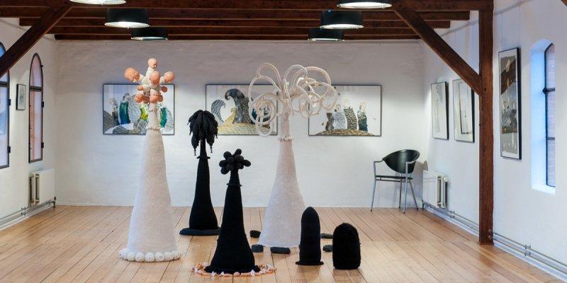 Nyt residence og udstillingssted i Varde