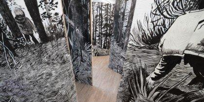 Ind i skoven med Schelde