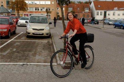 Fine line – Canadisk besøg i Viborg