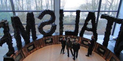 Debat om samfundsengageret kunst på Silkeborg Bad