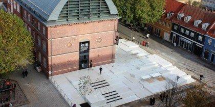KØS – nu med udstillinger udenfor museet