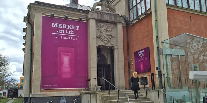 Preview Market Art fair 2015