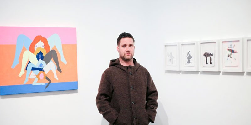 Festival med kunst i traileren
